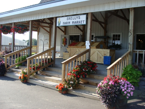 Skelly's Farm Market (photo courtesy of Skelly's)