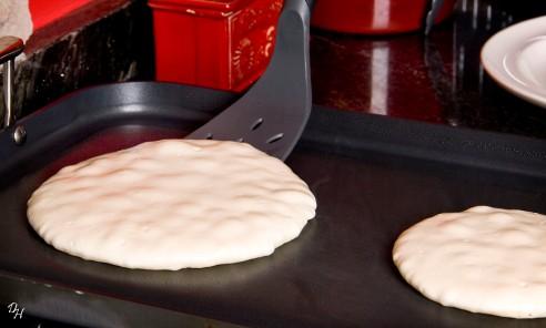 Lemon Ricotta pancakes 009