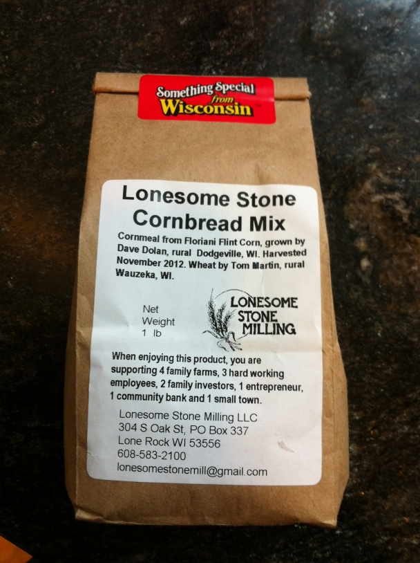 Lonesome Stone Cornbread Mix of Lone Rock
