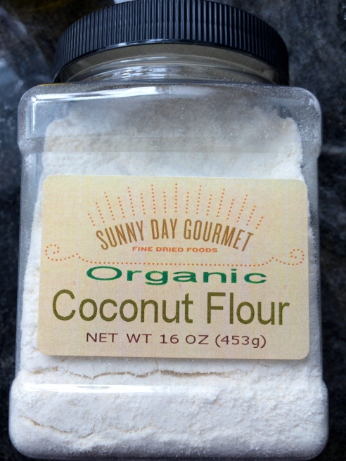One of Sunny Day Gourmet's flours