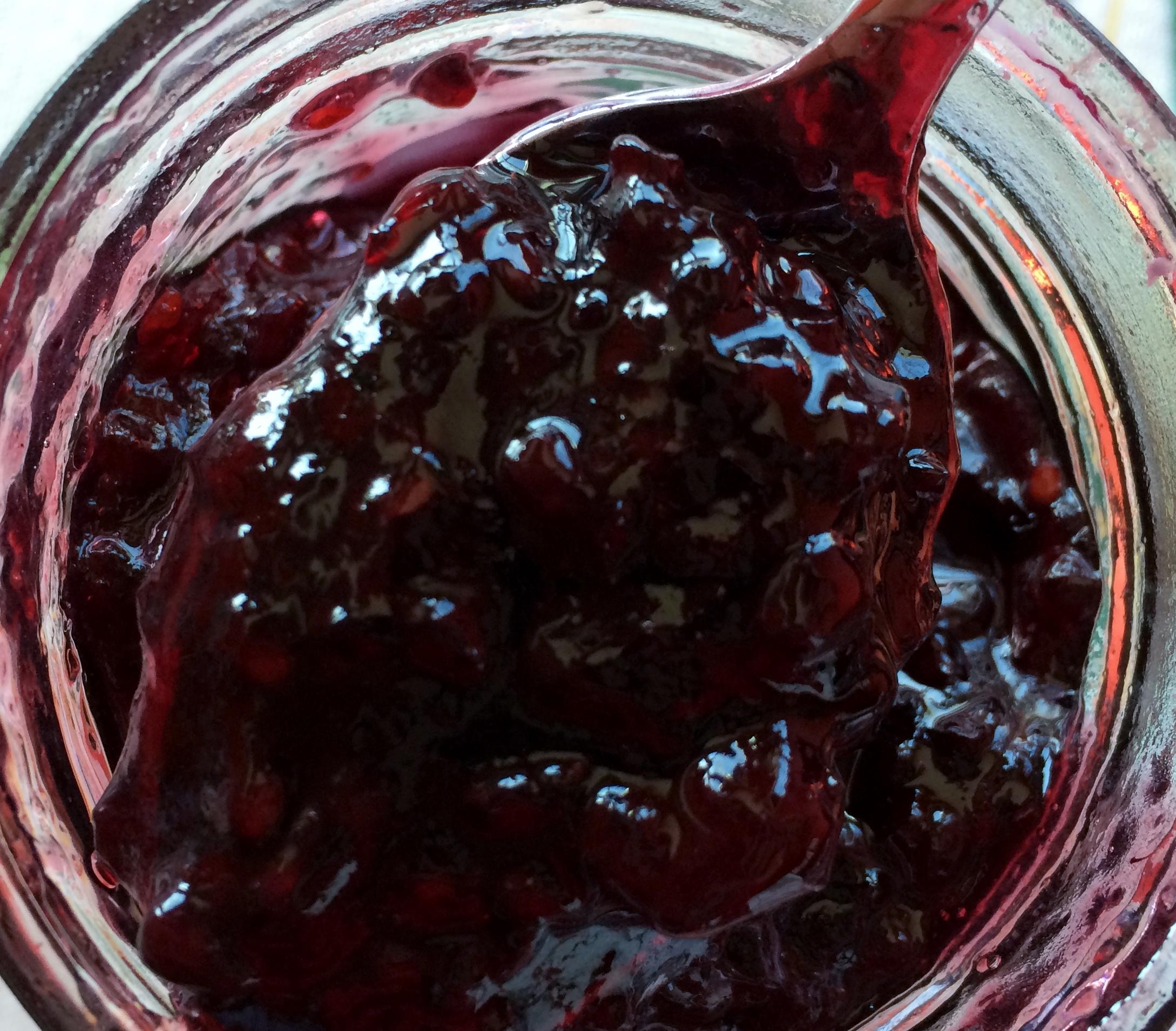 A Spoonful Of Jam On It Blackberry Tastes As Good Looks